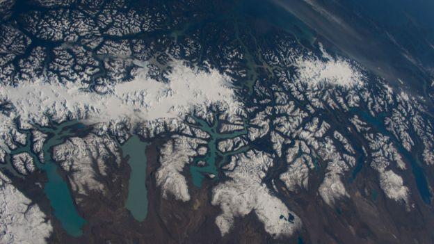 Una imagen de la Patagonia, en Argentina