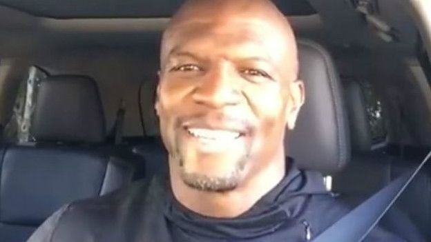 Terry Crews en Facebook