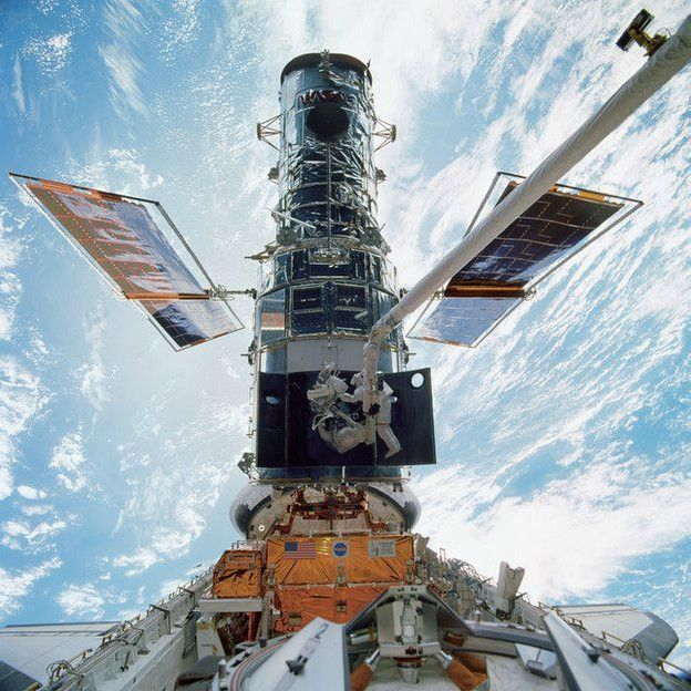 Trasbordador espacial Discovery