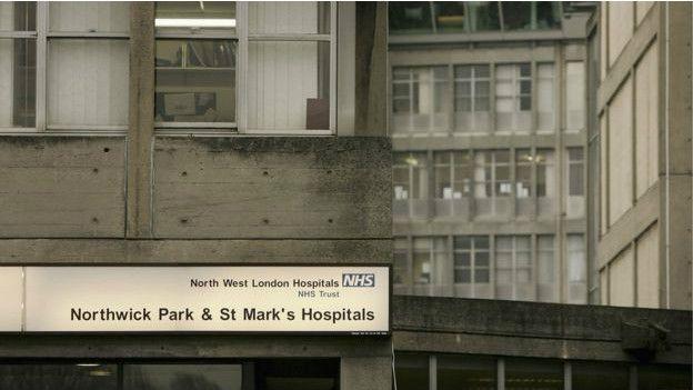 hospital de Northwick Park, a las afueras de Londres, Reino Unido.