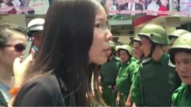 Bà Trang Nhung