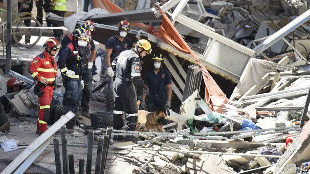 A un mes del colapso del edificio en Tenerife, se desconocen las causas del desplome.