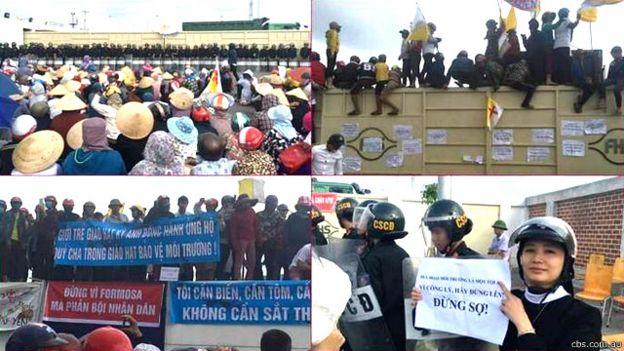 Biểu tình phản đối Formosa