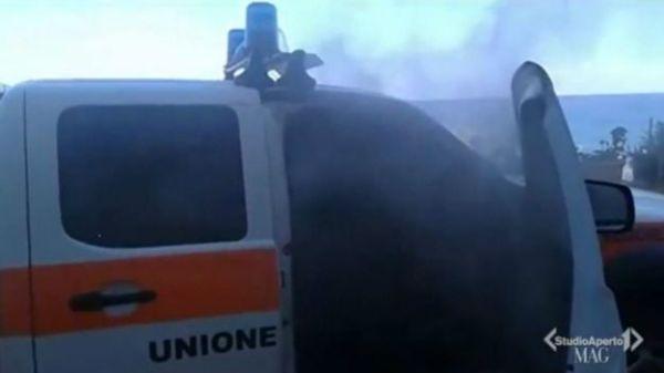 Incêndios espontâneos continuam assombrando vilarejo na Itália 2