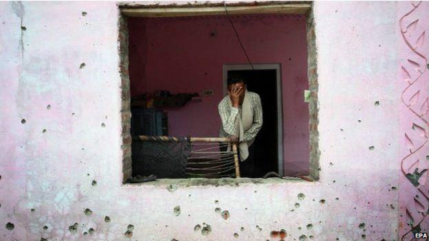 भारत, कश्मीर, अरनिया, गाँव का आदमी
