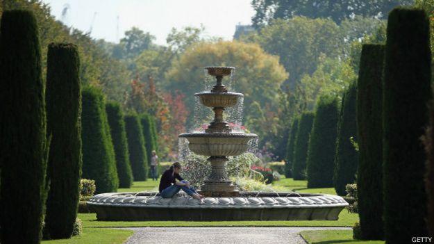 Regent´s Park, Londres