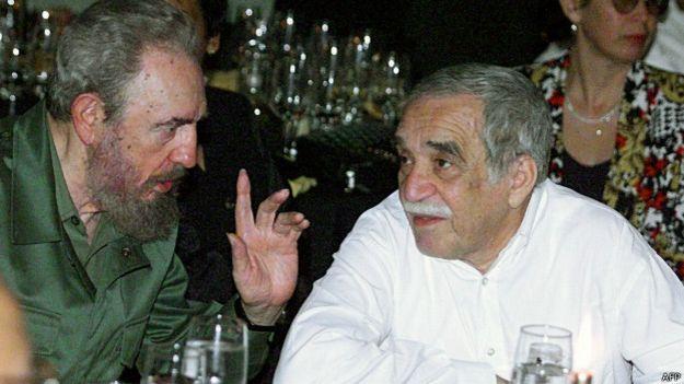 Fidel y Gabo