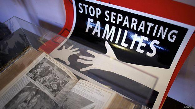 aviso sobre deportación