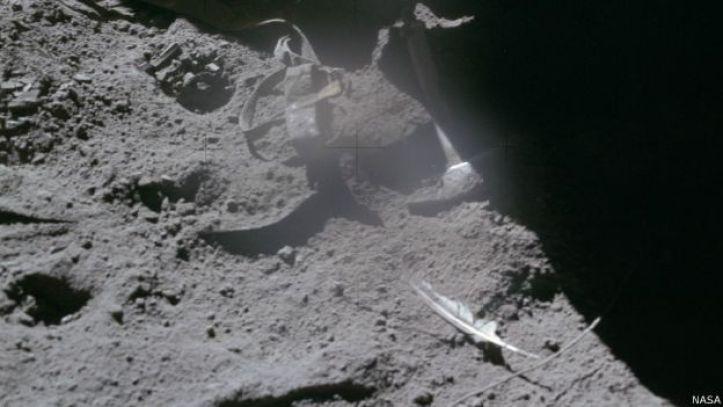 Resultado de imagen para la pluma de halcon en la luna