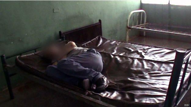 Hospital en Guatemala