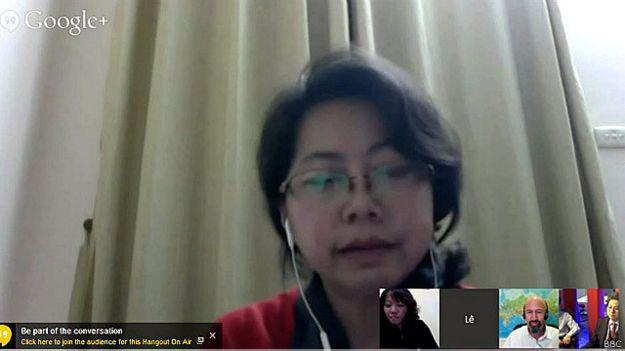 Bà Lê Thị Minh Hà
