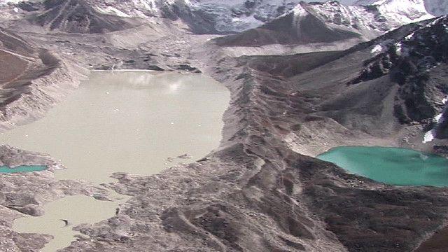 喜馬拉雅山高海拔排水工程航拍 - BBC News 中文