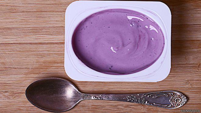 Yogur con probióticos