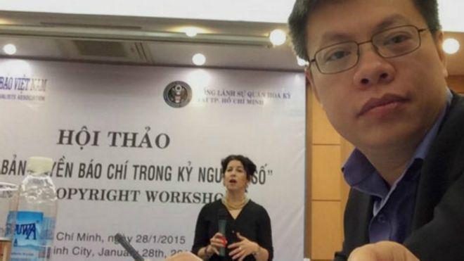 Ông Lê Quốc Vinh, Chủ tịch Tập đoàn truyền thông Le Media JSC