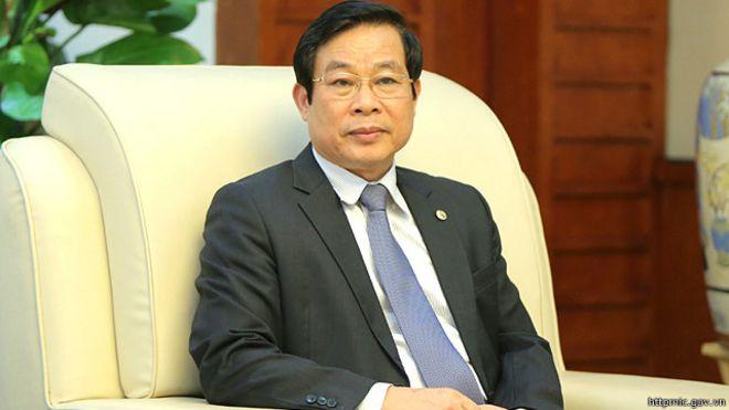 Bộ trưởng Nguyễn Bắc Son