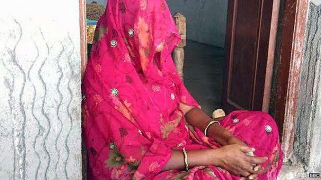 बलात्कार पीड़ित एक महिला (फ़ाइल फ़ोटो)