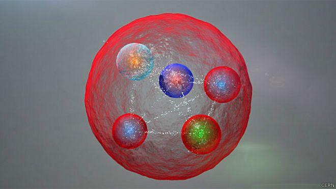 Foto: CERN/LHCB Collaboration