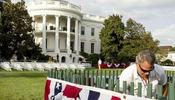Personal de la Casa Blanca