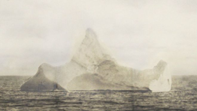 """Iceberg del Titanic"""