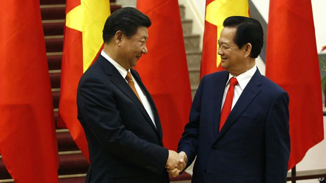 Quan hệ Viêt- Trung