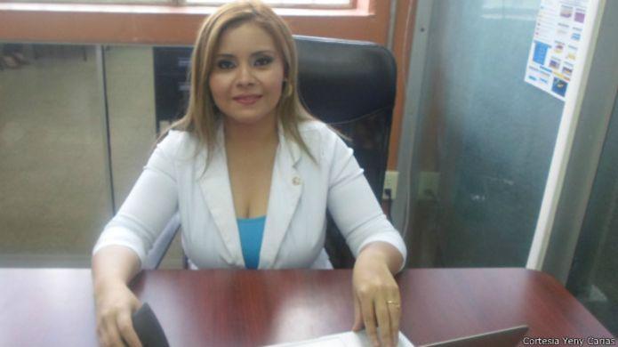 Yenny Carias