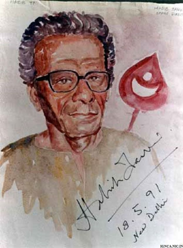 हबीब तनवीर