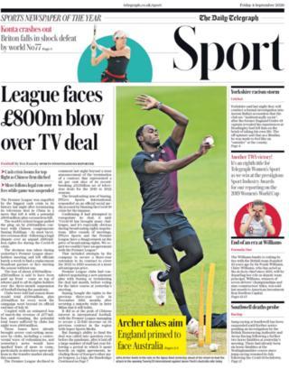sport Telegraph