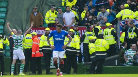 Image Result For Scottish Football Is In Crisis Amid Fan Trouble Says Police Chiefsharetelegram