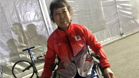 sport Teruyo Tanaka