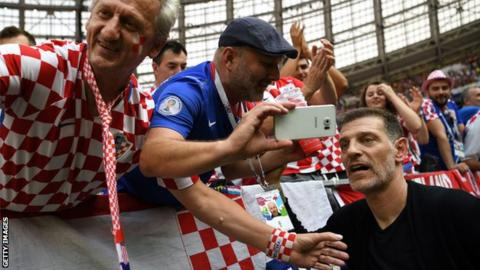 Slaven Bilic earned 44 caps for Croatia and coached the national team