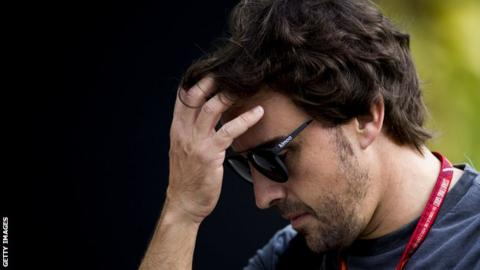 Image result for Fernando Alonso considered quitting F1 at end of season