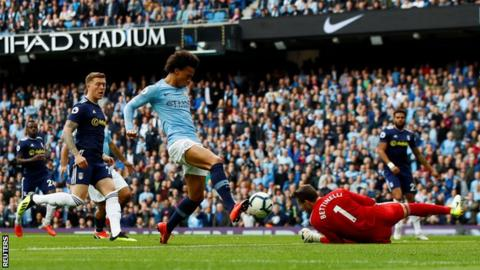 Manchester City 3-0 Fulham: Champions ease to victory to ...