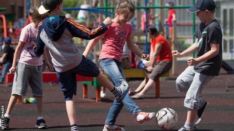 sport Playground football
