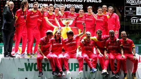 sport Spain