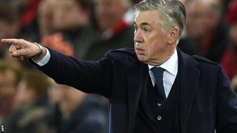 sport Carlo Ancelotti