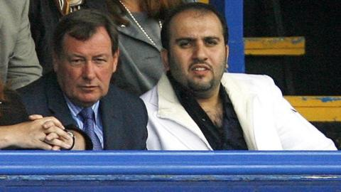 Sulaiman Al Fahim was in charge of Portsmouth for six weeks in 2009
