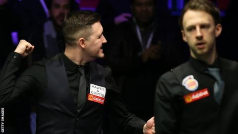 Image Result For Masters Judd Trump Kyren Wilsons Growing Rivalry Takes Centre Stagesharereddit