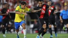 Brazil v Peru in Los Angeles