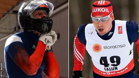 Skier Alexander Legkov and bobsledder Alexander Zubkov deny doping allegations