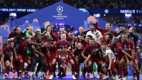 Liverpool win Champions League