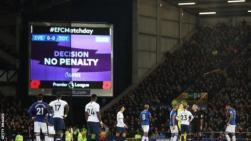 Everton and Tottenham