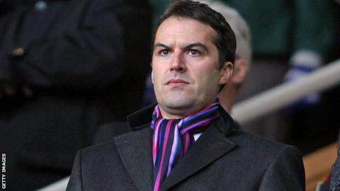 Watford chairman and chief executive Scott Duxbury has raised concerns over neutral venue proposals