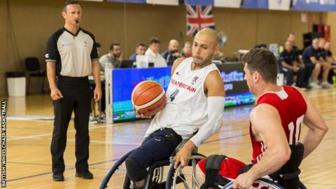 Wheelchair basketball: Great Britain's men qualify for ...