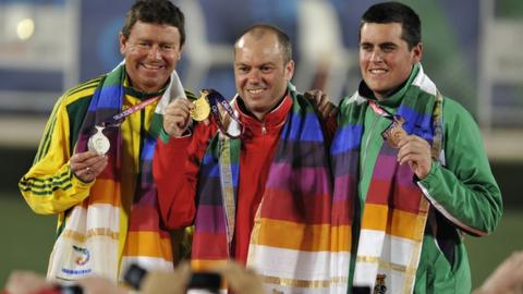 Glasgow 2014: Robert Weale relishes eighth Commonwealth ...