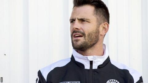 St Mirren manager's job hard to refuse - Steven Thompson ...