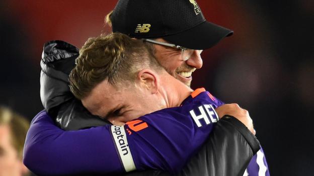 Liverpool win Premier League: Jordan Henderson on Klopp, fans & future titles 1