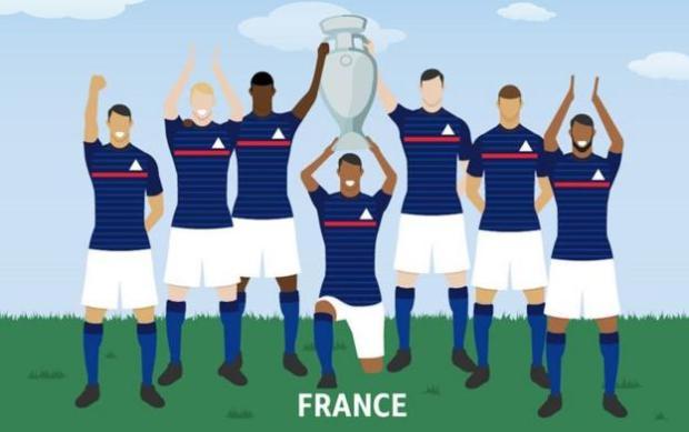 France - Euro 2020 winners?