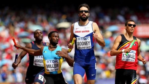Great Britain's men & women qualify for 4x400m relay ...