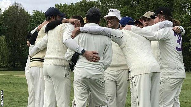 Graces Cricket Club