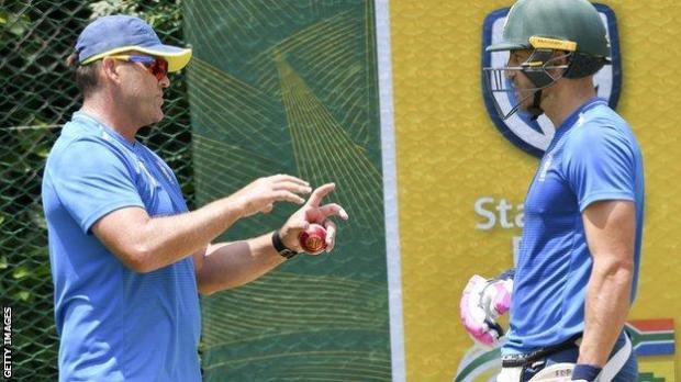 Jacques Kallis and Faf du Plessis